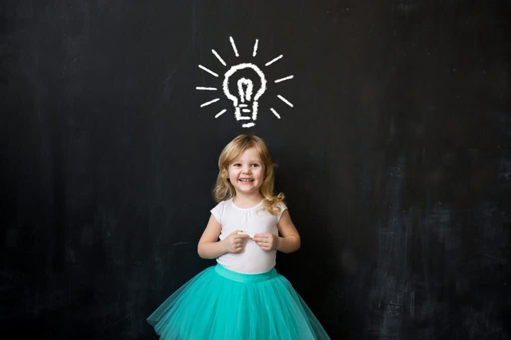 """Eselsbruecken helfen Deinem Kind beim Lernen """"Es geht ein Licht auf"""""""