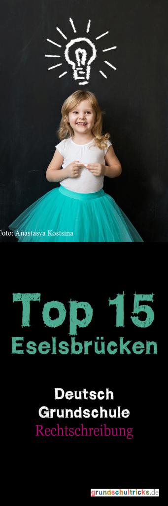Die Top 15 Eselsbrücken Deutsch Grundschule für Kinder