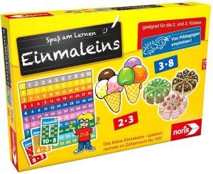 Spiel: Spaß am Lernen - Lernspiel zum Einmaleins Lernen