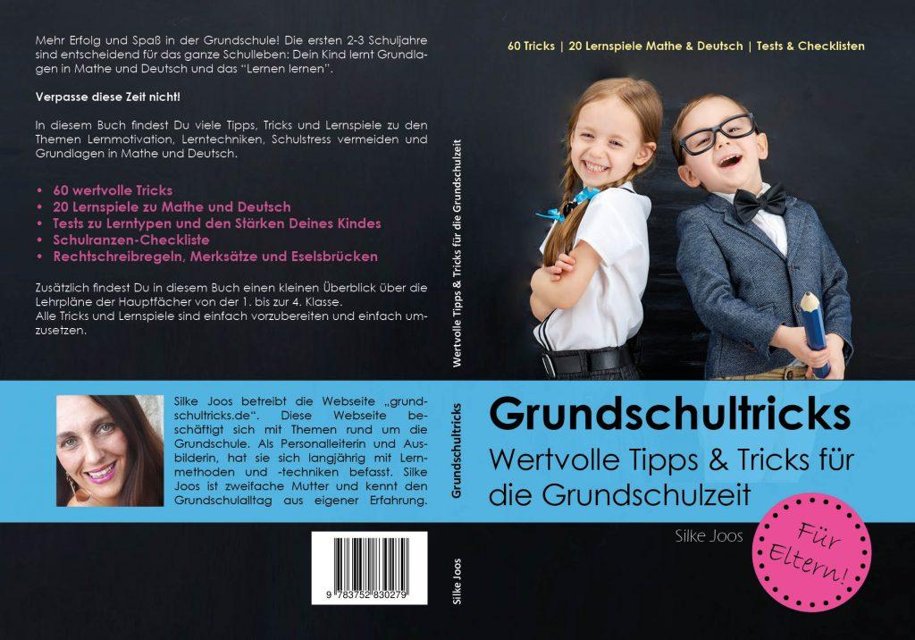 COVER Grundschultricks - Wertvolle Tipps und Tricks für die Grundschulzeit