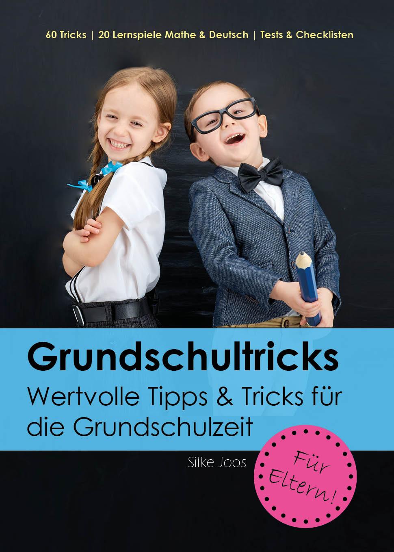 Buchcover: Grundschultricks mit Tricks und Lernspielen für die Grundschulzeit