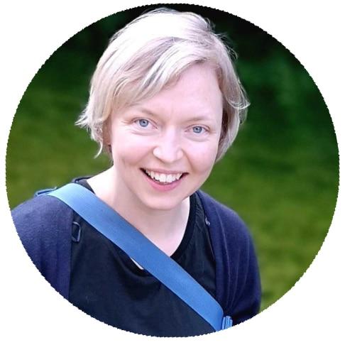 Annabel Herget Portrait: Förderschullehrerin und Kunst-Pädagogin