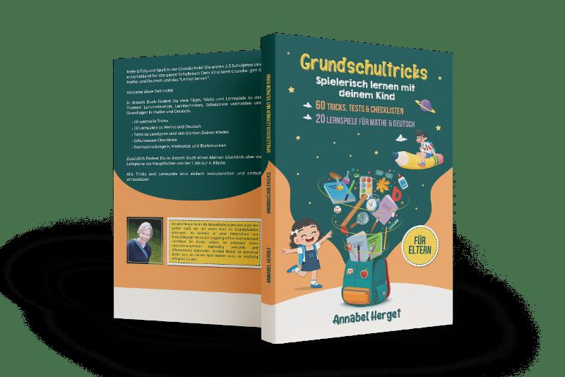 Buch: Grundschultricks - Spielerisch lernen mit deinem Kind