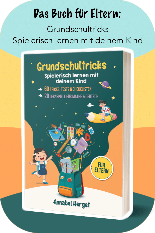 Das Buch: Grundschultricks mit Tricks und Lernspielen für die Grundschulzeit