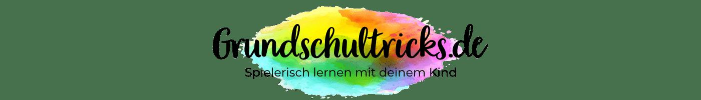 Header Grundschultricks.de: Aufgaben und Lernspiele